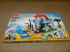 LEGO 7346 Creator 3 in 1 Seaside House Set NEW Sealed Retired NISB