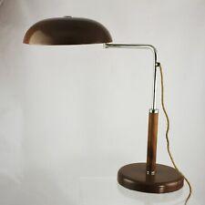 ART DECO Tischlampe Belmag table lamp Design by Alfred Müller