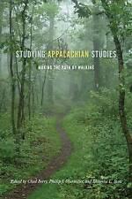 Studying Appalachian Studies; NEW paperback; 9780252080838
