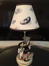 Table Lamp with Shade, Kids Room,