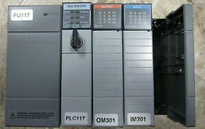 AB POWER SUPPLY 1746-P1 / 1747-L541 Series B/ 1746-0W16 SER C/ 1746-IB