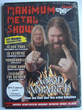 Maximum Metal Show DVD APRIL 2011 _ Amon Amarth _ In EXTREMO _ Within Temptation