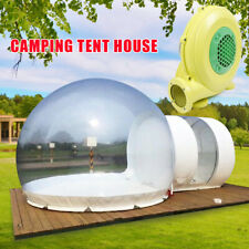 Inflatable Bubble Tent Eco Home Tent House Luxury Dome Camping Party Event Cabin