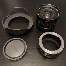 Tokina RMC 3,5/17 17mm f3.5 Nikon AI-S -NEX