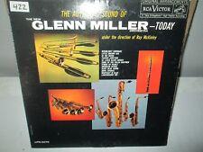 THE NEW GLENN MILLER - TODAY rare Vinyl Lp Jazz Big Band '40s era VG+
