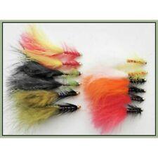 flash demoiselles 18 per pack mixte gold head hothead et mini Truites mouches