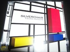 Silverchair Young Modern Limited CD DVD Edition - Like New