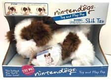 Nintendogs Interactive Shih Tzu Howl With Me by Earthwood Toys Brand New In Box