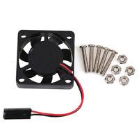 DC brushless cooling cooler mini case fan 2-Pin 5v 3cm 30mm 30x30x7mm BRZY