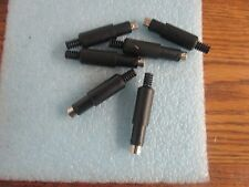 Lot of CUI, Inc. Model: MD-80 Connectors.  Qty. 6.   New Old Stock  <