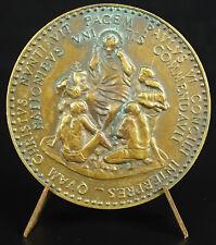 Médaille Pape Pope Papa Paul Paulus VI an IV papale Minguzzi Nationibus medal