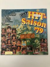 Hit-Saison '79 - LP - Dschinghis Khan, Udo Jürgens, Tina York, Michael Holm, ...