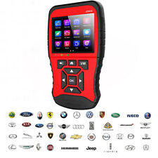 CAN OBDII EOBD Fault Engine Light Check Live Data Code Reader Diagnostic Scanner