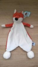 NEW Jellycat  Cordy Roy Baby Fox Soother Plush Comforter Soother Soft Hug Toy