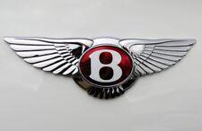BENTLEY GT GTC & FLYING SPUR GRILL BADGE EMBLEM