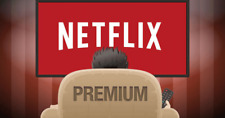 Netflx Premium Ultra HD 12 month ✅ 4 screen ✅Fast Delivery