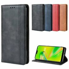 Fits ASUS Zenfone Max Shot ZB634KL Flip Leather Wallet Magnetic Case Stand Cover