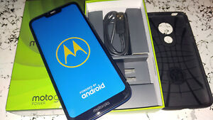 Motorola Moto G7 Power - 32GB - Marine Blue (Unlocked)