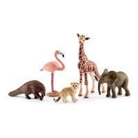 SCHLEICH Wild Life Safari Assorted Set