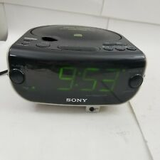 Sony Dream Machine Icf-Cd815 Am/Fm Stereo Cd Clock Radio with Dual Alarm