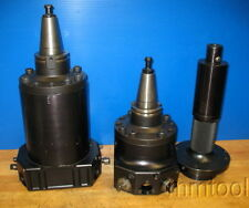"""BIG KAISER PLUS CAT-50 13""""-14"""" BORING HEADS EXTENDED LENGTH 12"""" COOLANT FEED"""