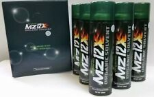 MZ12X Organic Solvent 6 can box (Butane replacement with NO CFC's)