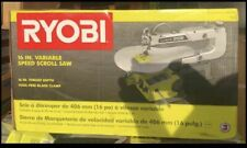 Ryobi 1.2 Amp Corded 16 inch Variable Speed Scroll Saw Woodworking Cutting Tool