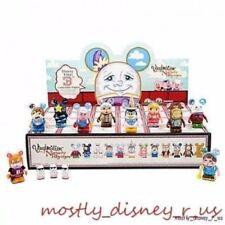"New Disney Store Nursery Rhymes Vinylmation 3"" Figure Case 24 Sealed Complete"