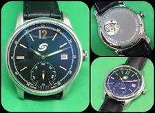 Mechanical Wrist Watch-cal.UT / ETA 6425-Swiss Made-All Stainless-Oversize 41mm
