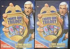 Naked Gun Trilogy Collection (DVD, 2012, 3-Disc Set) With Slipcover