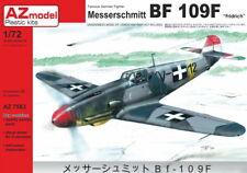 """AZ Model 1/72 Messerschmitt BF-109F """"Fridrich"""" # 7563"""