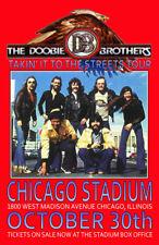 DOOBIE BROTHERS REPLICA 1976 CONCERT POSTER