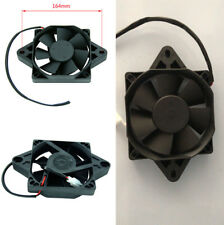 12V Oil Cooler Electric Radiator Cooling Fan For 200 250CC Dirt Bike Motorcycle