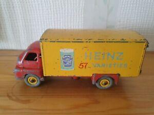 DINKY SUPERTOYS BIG BEDFORD HEINZ 57 ORIGINAL TRUCK - MECCANO