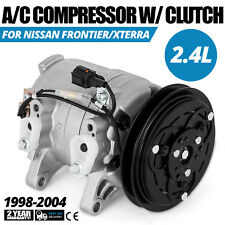 Hot A/C Compressor Fits Nissan Frontier Xterra XE SE 2.4L 1998-2004 68455 Fast