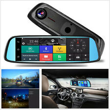 2017 Newest 8'' 4G FHD Touch Screen Car DVR Bluetooth WIFI GPS Driving Recorder