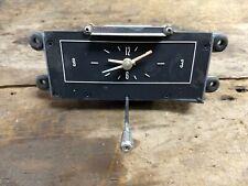 OEM 1964 1965 Lincoln Continental dash clock part