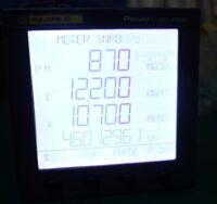 PM870 SQUARE D Power Logic PM800 series Schneider PowerLogic PM870
