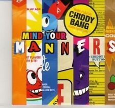 (DI663) Chiddy Bang, Mind Your Manners - DJ CD