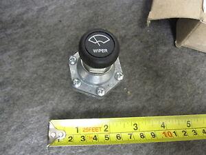 Volvo G675362 Windshield Wiper Control Assy Genuine
