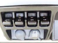 Fits Jeep TJ Rubicon Sport X Limited Rocker Switch 97-06 NEW Style