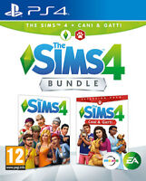 Le Sims 4 - Chiens & Chats Bundle PS4 PLAYSTATION 4 Electronic Arts
