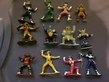 "1993 Power Ranger 3"" Action Figures Lot (12)"