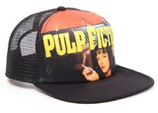 Cappello Pulp Fiction Mia Wallace Trucker Snapback Cap Hat Miramax Bioworld
