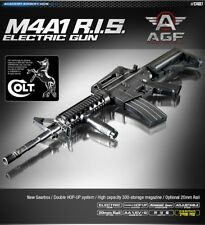 Academy M4A1 R.I.S. Automatic Electric Gun Airsoft BB Toy