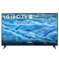 LG 65 inch 65UM7300PUA LED TV HDR Smart IPS AI ThinQ 2019 Google Assistant Alexa
