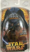 "Star Wars Revenge Of The Sith Darth Vader Duel at Mustafar 3.75"" Figure MIP"