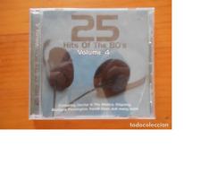 CD 25 HITS OF THE 80'S - VOLUME 4 (K3)