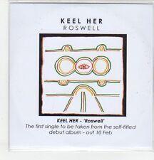 (ER780) Keel Her, Roswell - 2013 DJ CD