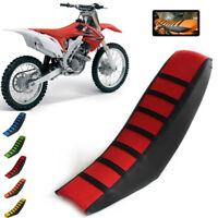 Universal Soft Motorcycles Seat Cover For KTM Honda Suzuki Kawasaki Yamaha